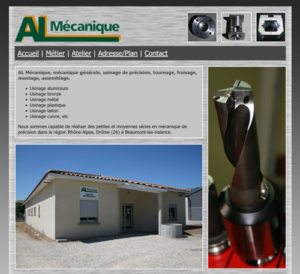 Site AL MÉCANIQUE
