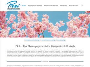 Site de l'association Pari